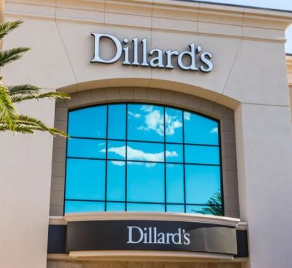 dillards return policy